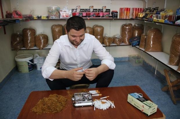Milletvekili Toprak'tan tütün açıklaması