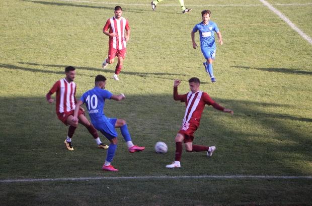 Ziraat Türkiye Kupası: Tokatspor: 1 - Erbaaspor: 2