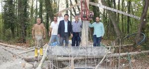 Türkeli'nin içme suyu potansiyeli artıyor