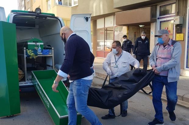Eskişehir'de şüpheli ölüm Evinde tek başına yaşayan şahıs ölü bulundu