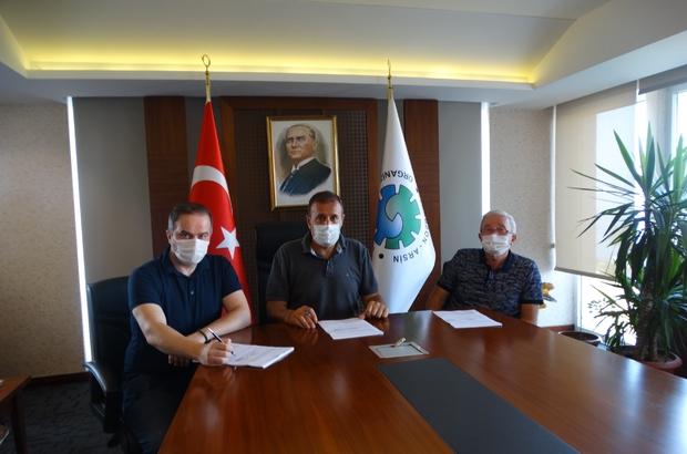 Arsin OSB'nin enerjisi güneşten Trabzon Arsin OSB'de Çatı Tipi Güneş Enerjisi Santrali için ilk adım atıldı