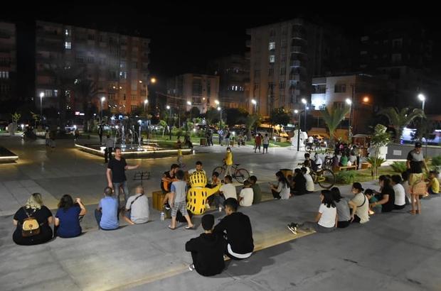 """Başkan Erdem: """"Ceyhan'a yakışır bir kent meydanı yaptık"""""""