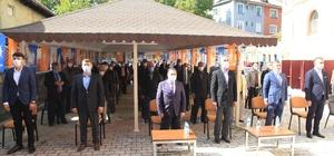 AK Parti Derebucak ve Seydişehir ilçe kongreleri yapıldı