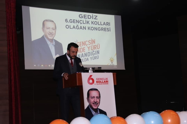 Gediz'de Ali Kemal Kanyılmaz seçildi