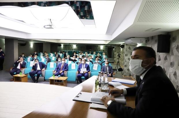 4. Koordinasyon toplantısı gerçekleştirildi