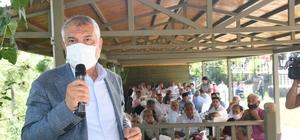 """Karalar Kozan'da muhtarlarla buluştu Adana Büyükşehir Belediye Başkanı Zeydan Karalar: """"Gelecek yıl ekim ayında Kozan'da yol sorunu kalmayacak."""" """"Yakında başlayacağımız Yedigöze'den su getirme projesiyle, Kozan, Feke, Ceyhan, Karataş ve Yumurtalık ile 164 köy su sıkıntısından kurtulacak"""" Şehit Asteğmen Kubilay'ın anısına yapılacak park ve anıt 23 Aralık'ta açılacak"""