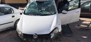 Sivas'ta trafik kazası: 1 ölü, 3 yaralı Sivas'ın Kangal ilçesinde sürücüsünün direksiyon hakimiyetini kaybettiği otomobil tarlaya uçtu 1 ölü, 3 yaralı.