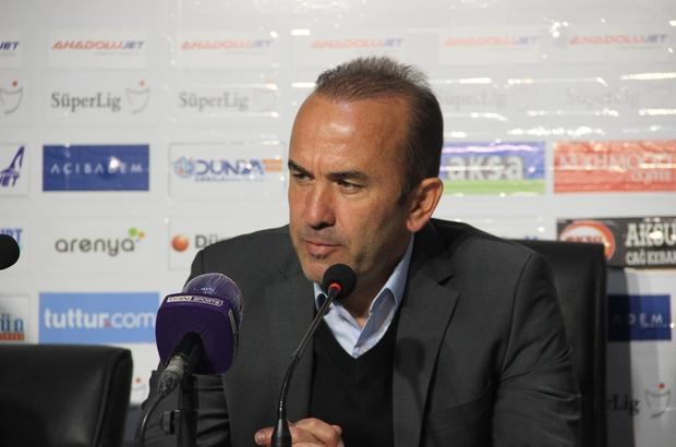 """Mehmet Özdilek: """"3 haftadır oynamamanın sıkıntısını bugün çok ciddi hissettik"""" BB Erzurumspor Teknik Direktörü Mehmet Özdilek: """"Ritim olarak sıkıntı yaşayacağımızı tahmin ediyordum ama bu kadar takımın geneline yansıyacağını tahmin etmiyordum"""""""