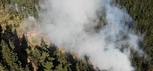 Kastamonu ormanları 4 gündür yanıyor Kastamonu'da iki farklı noktada 4 gündür devam eden orman yangını söndürülemiyor