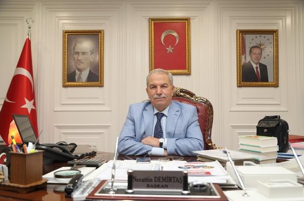 İlkadım Belediyesi'nden muhtarlara Azerbaycan bayrağı Başkan Demirtaş, tüm mahalle muhtarlıklarına Azerbaycan bayrağı gönderdi