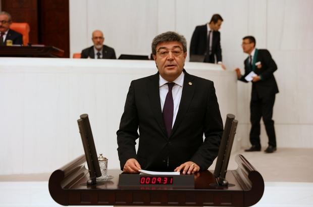 Ataş'tan mecliste tarım konusunda dikkat çeken konuşma