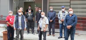 """Güllüsu'daki balıkçılar, """"yeşil ruhsat"""" mağduru"""