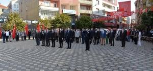 Türkeli'de 29 Ekim Cumhuriyet Bayramı kutlamaları başladı