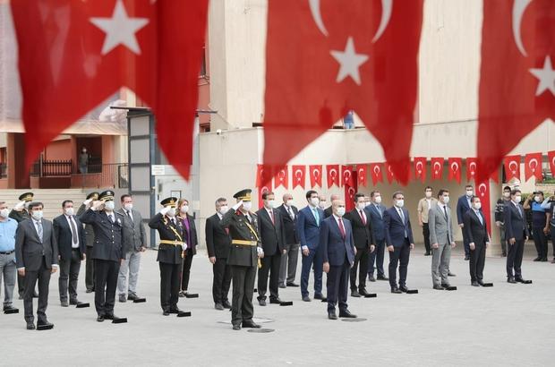 Mardin'de Cumhuriyet Bayramı kutlamaları