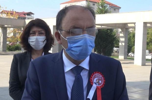"""Korona virüs nedeniyle karantinada kalan Vali, vatandaşları böyle uyardı Vali Sinan Güner: """"Yaşamış bir insan olarak söylüyorum bunun şakası yok"""""""
