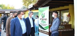 Malatya'da Yöresel Ürünler Pazarı'na büyük ilgi