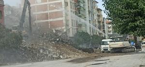 Malatya'da bin 928 hasarlı evin yıkımı gerçekleşti