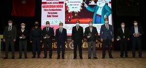 Online Fıkra Canlandırma Yarışması ödül töreni yapıldı