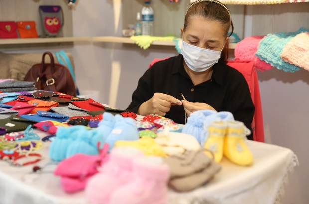 Üreten kadınlar kazanıyor Ordu'da kurulan 'El Emeği Çarşısı'nı 47 bin 580 kişi ziyaret etti