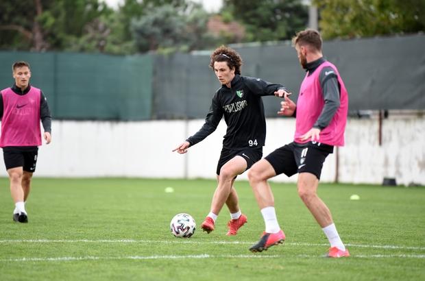 Yeşil siyahlı takım 3 günlük aranın ardından antrenmanlara başladı Yukatel Denizlispor, Yeni Malatyaspor maçı hazırlıklarına başladı