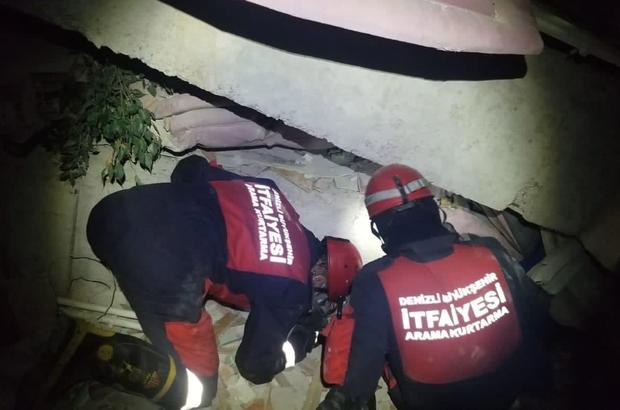 Büyükşehir ekipleri İzmir'de Deprem sonrası Büyükşehir ekipleri İzmir'e yardım için koştu