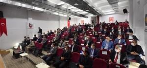 Vali Karaloğlu, Hani'de ilçe değerlendirme toplantısına katıldı