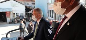 """Denizli'de hizmet destanları devam ediyor Başkan Zolan; """"Beyağaç'taki hizmet destanı devam ediyor"""" """"Denizlimiz her şeyin en güzelini hak ediyor"""""""