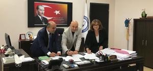 ADÜ'de üniversite sanayi işbirliği kapsamında protokol imzalandı