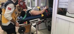 Otomobil  tarlaya uçtu: 1 ölü 1 yaralı Sivas'ın Altınyayla ilçesinde meydana gelen kazada anne hayatını kaybetti oğlu ise ağır yaralandı