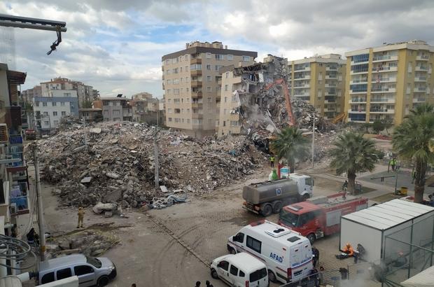 """Barış sitesi inşaat işçisi: """"Olacak ilk depremde bu binaların yıkılmasını bekliyorduk"""""""