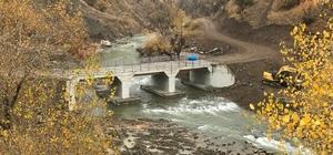Bingöl'de 5 köprü tamamlanarak hizmete açıldı