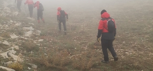 Yaylada kaybolan çobanı 40 kişilik ekip buldu Yoğun sis nedeniyle kaybolan çoban bir gün sonra bulundu