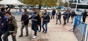 Ordu merkezli silah ve tarihi eser kaçakçılığı operasyonunda 4 tutuklama