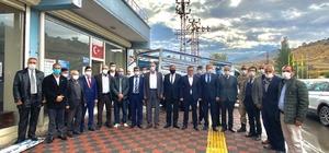 İzmir'e bir destekte de Diyarbakır Çüngüş kaymakamlığından geldi