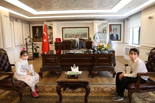 Başkan Palancıoğlu'ndan Lösemili çocuklara destek çağrısı