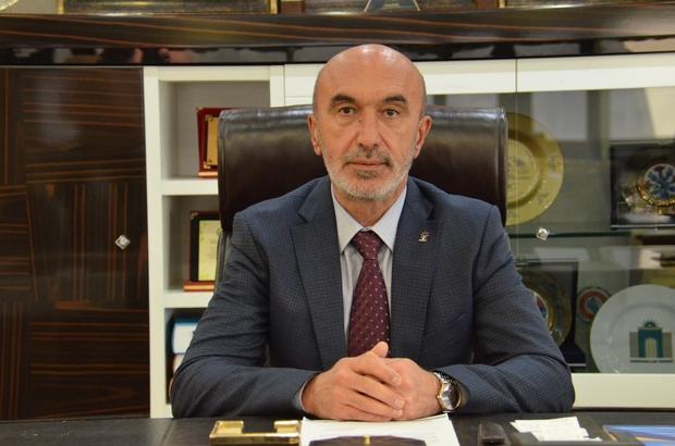 AK Parti İl Başkanı Angı'dan 10 Kasım mesajı