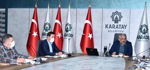 Karatay Su Komisyonu Toplantısı gerçekleştirildi