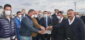 Emirdağ OSB'ye 12 milyon TL'lik yatırım