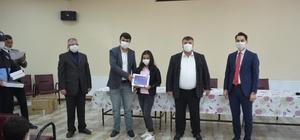 Beylikova'da uzaktan eğitime bir destek daha