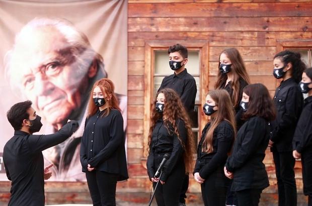 """Öğrenci ve öğretmenlerden duygulandıran 10 Kasım klibi Kastamonu'nun doğal güzellikleri arasında öğrenciler """"Ata'ya Özlem"""" klibi çekti"""