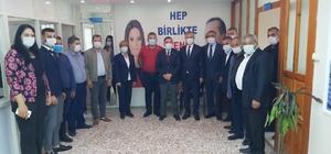 Milletvekili Zenbilci, ilçelerde vatandaşlarla bir araya geldi Zenbilci, tarımın anavatanı Adana'ya Sera OSB'nin kurulacak olmasının yalnız Karataşlıları değil, tüm Adanalılar için sevinç kaynağı olduğunu söyledi
