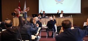 Samsun'da belediyelerin '2021 yılı gider bütçesi' 2 milyar 764 milyon TL Samsun Büyükşehir Belediyesi Kasım Ayı Komisyon Toplantısı'nda 2021 mali yılı bütçeleri görüşüldü