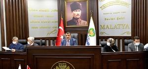 Malatya Büyükşehir Meclisi Kasım ayı toplantılarına başladı