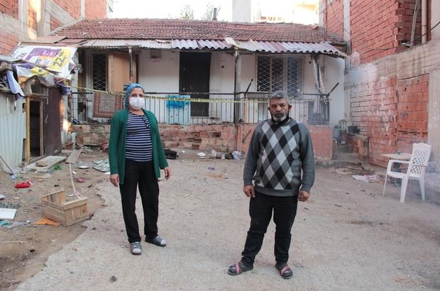 """Deprem kurnazlığı Ev sahibinin, """"Çatlaklar depremden sonra oldu deyin, devletten para alırız"""" dediği iddiası"""