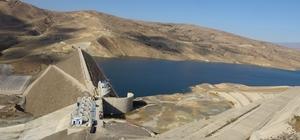 Alparslan-2 Barajı enerji üretimine başladı Alparslan-2 Barajı yılda 700 milyon kilovatsaat enerji üretecek