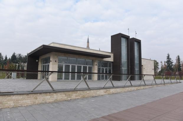 Belediye'den millet bahçesine kütüphane