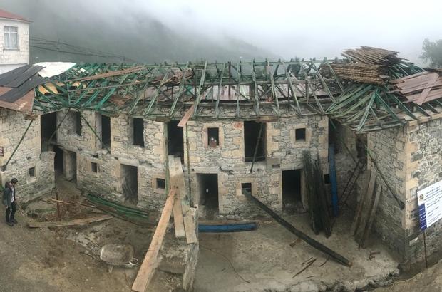 Yaklaşık 140 yıllık medreseye restorasyon çalışması