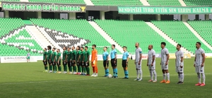 2. Lig: Sakaryaspor: 3 - Mamak FK: 1