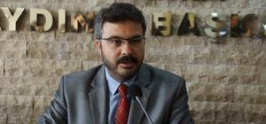 """AK Parti İl Başkanı Özmen'den Büyükşehir Belediyesi'ne 'Bütçe' eleştirisi """"Bütçeler belediye başkanlarının misyon ve vizyonunun göstergesidir. Büyükşehir Belediyesi'nin bütçesi yetersizdir"""""""