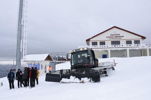 Keltepe Kayak Merkezi yeniden ihaleye çıkıyor